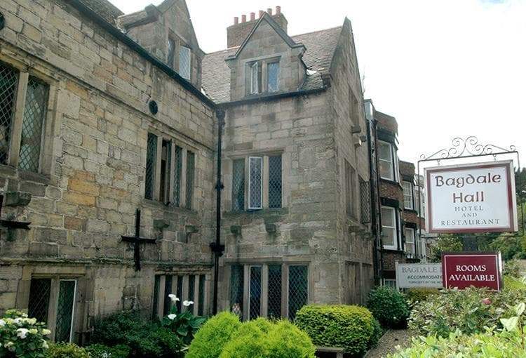 Bagdale Hall Hotel - Bagdale Hall Hotel & Restaurant
