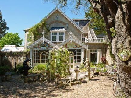 - The Enchanted Manor Retreat