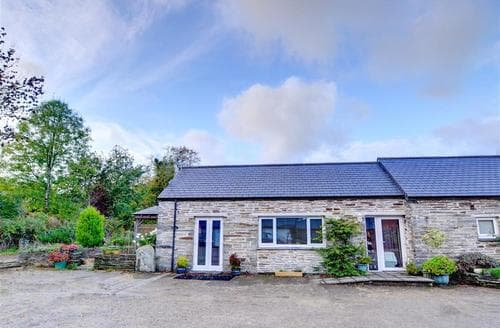 Last Minute Cottages - Helyg Fach