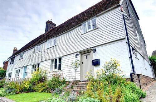 Big Cottages - Stunning Rye Rental S13261