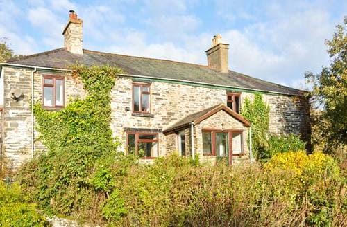 Last Minute Cottages - Hendre Aled Farmhouse