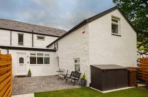 Last Minute Cottages - Bwthyn Y Nant