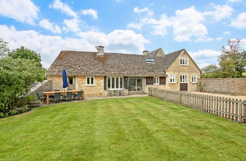 Big Cottages - Splendid Fyfield Cottage S77174