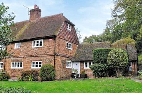 Big Cottages - Delightful Canterbury Cottage S13584