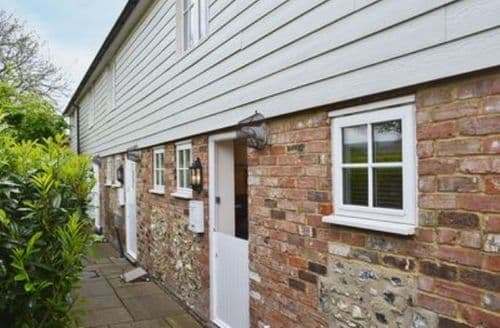 Last Minute Cottages - Gorgeous Dover Cottage S13614