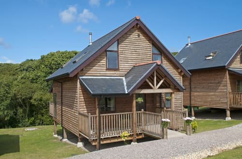 Big Cottages - Exquisite Calbourne Lodge S41339