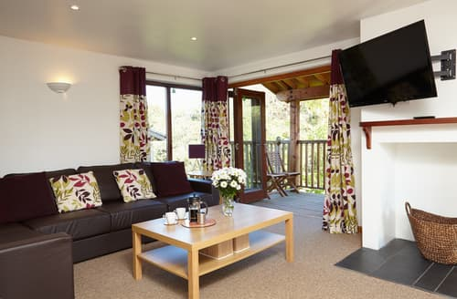 Big Cottages - Splendid Calbourne Lodge S42030