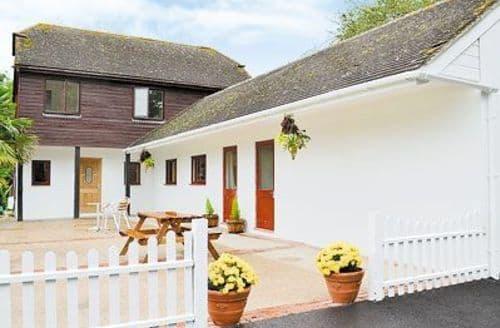 Last Minute Cottages - Captivating Folkestone Cottage S13634