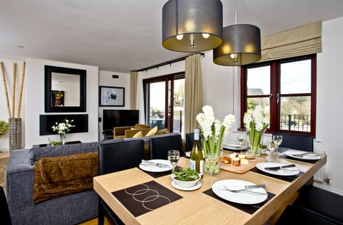Last Minute Cottages - Stunning Burlawn Lodge S44577