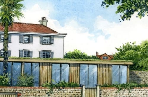 Big Cottages - Attractive Folkestone Cottage S13642