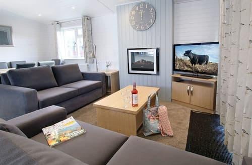 Last Minute Cottages - Select Lodge 3 WF