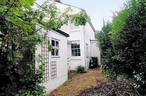 Last Minute Cottages - Luxury Tunbridge Wells Cottage S13647