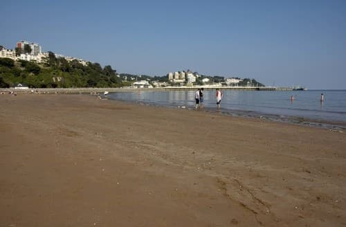 Last Minute Cottages - Delightful Torquay Apartment S49977
