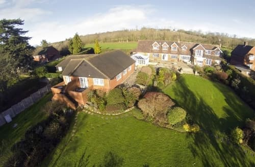 Big Cottages - Charming Tunbridge Wells Cottage S13668
