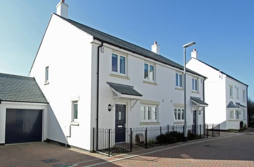 Big Cottages - Inviting St. Merryn Cottage S56513