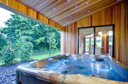 Last Minute Cottages - Gorgeous Hassocks Lodge S59515