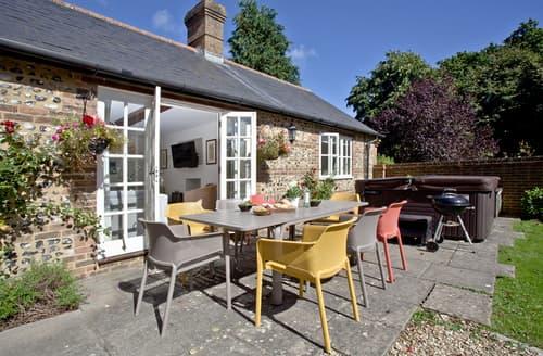 Last Minute Cottages - Attractive Higher Bockhampton Cottage S69694