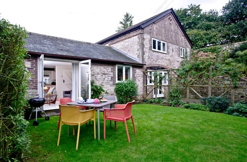 Last Minute Cottages - Luxury Higher Bockhampton Cottage S70815