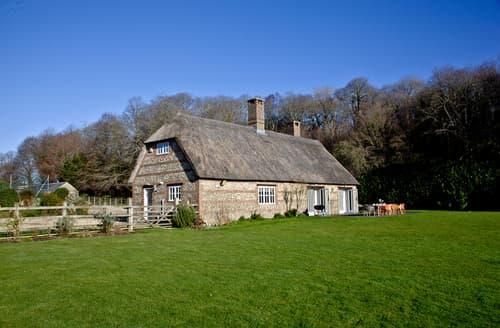 Last Minute Cottages - Superb Higher Bockhampton Cottage S74726