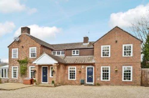 Big Cottages - HIGHFIELD HOUSE ANNEX