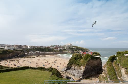 Big Cottages - Stunning Newquay Apartment S76263