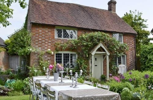 Big Cottages - Wonderful All Surrey Cottage S13776