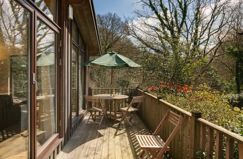 Big Cottages - Adorable Slapton Lodge S76364