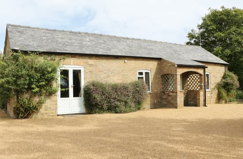 Last Minute Cottages - The Garden Cottage