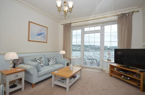 Last Minute Cottages - Adorable Kingswear Apartment S76594