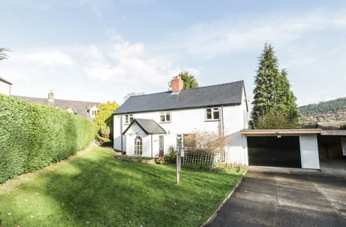 Last Minute Cottages - Cilgwyn