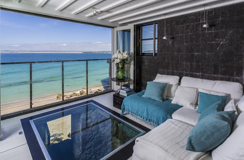 Last Minute Cottages - Stunning St. Ives Apartment S76811