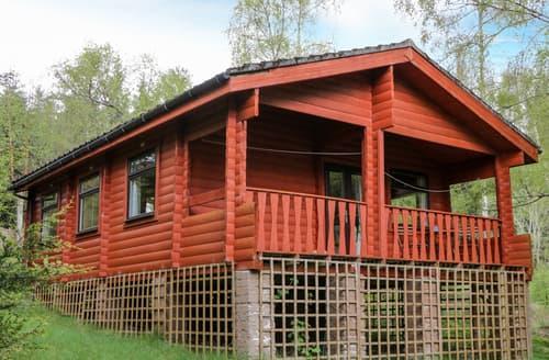 Last Minute Cottages - Eagle Lodge