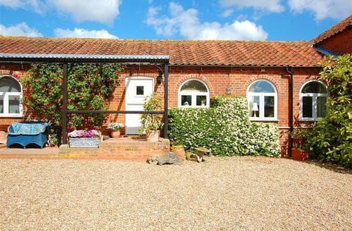 Last Minute Cottages - Adorable Reepham Rental S11966