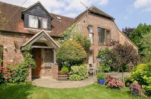 Big Cottages - Adorable Chichester Cottage S13933