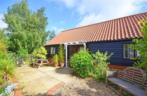 Last Minute Cottages - Lovely Horningtoft Rental S11842