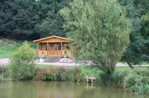 Big Cottages - Wonderful Dulverton Lodge S12363