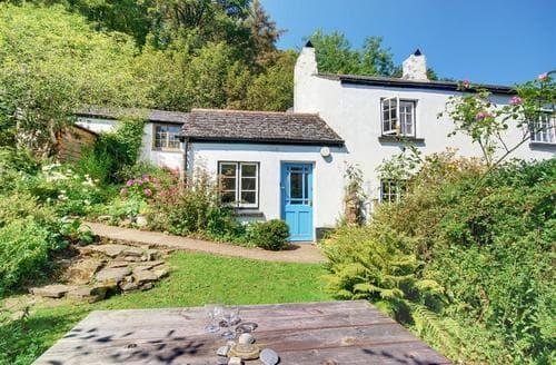 Big Cottages - Stunning Horns Cross Rental S12186
