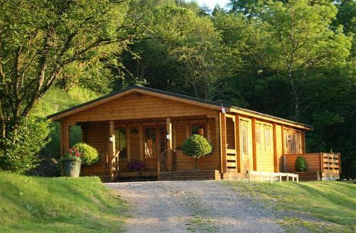 Last Minute Cottages - Excellent Dulverton Lodge S12291