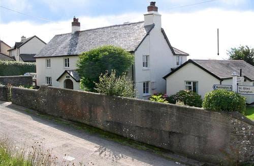 Last Minute Cottages - Splendid Winkleigh Rental S12238