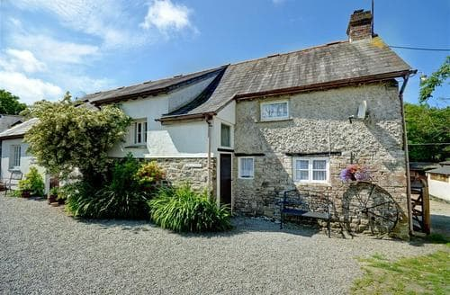 Last Minute Cottages - Stunning Morwenstow Cottage S42854