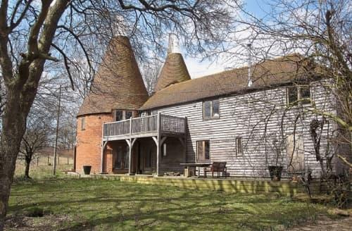 Big Cottages - Stunning Rye Cottage S14017