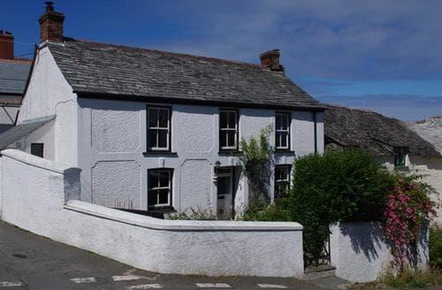 Big Cottages - Captivating Boscastle Cottage S43009