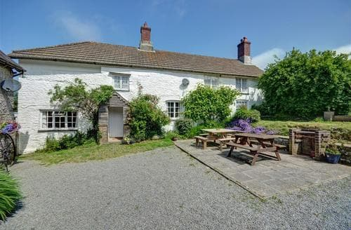 Last Minute Cottages - Quaint Morwenstow Cottage S42810