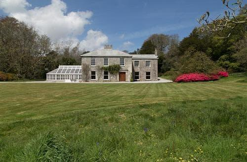 Last Minute Cottages - Burncoose House