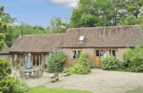 Big Cottages - Charming Uckfield Cottage S14038