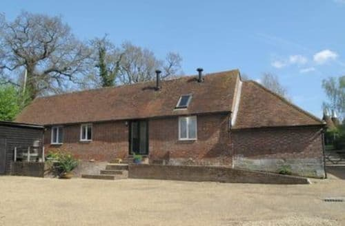 Last Minute Cottages - Stunning Uckfield Cottage S14042