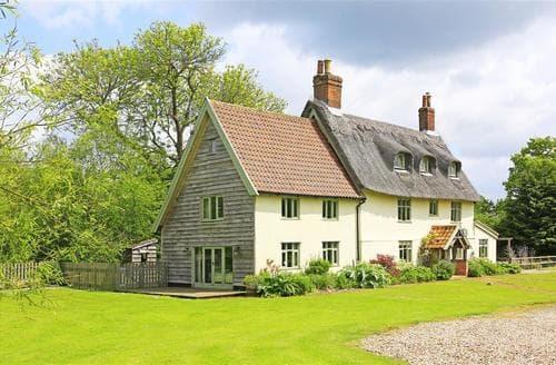 Big Cottages - Captivating Brundish Cottage S34828