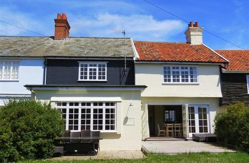 Last Minute Cottages - Exquisite Thorpeness Cottage S70842