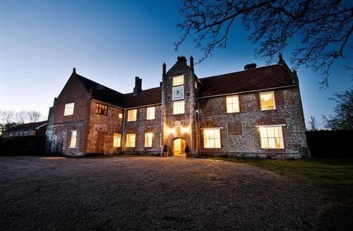 Last Minute Cottages - Bruisyard Hall