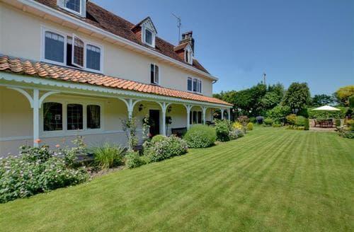 Big Cottages - Tasteful Broadstairs Lodge S57768